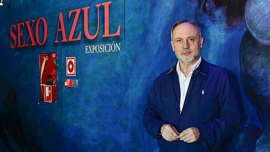 Paco Franco, museólogo creativo y generoso