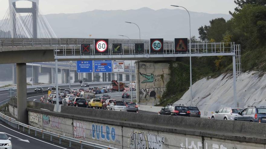 """Nace otra plataforma para reclamar los peajes recaudados """"indebidamente"""" en la AP-9"""