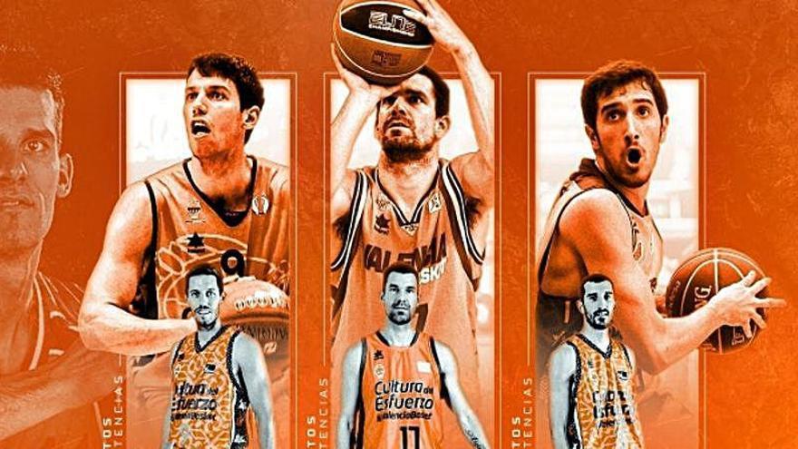 Guillem Vives entra en la historia del Valencia Basket