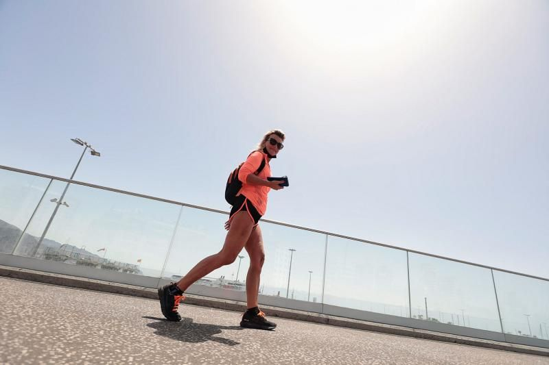Tenerife, en aviso naranja por altas temperaturas
