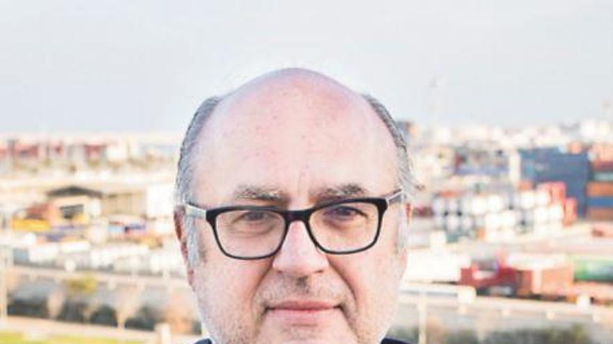 Francisco Rábena: «El empresario valenciano está habituado a luchar contra los mejores»