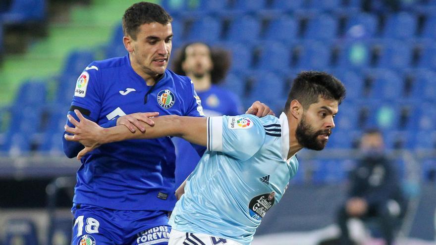 El Celta confirma la lesión de Araújo