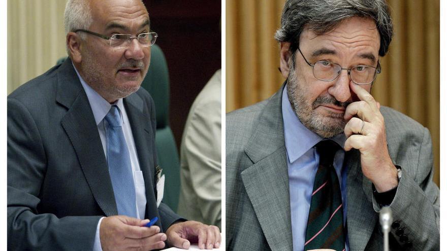 El fiscal demana 4 anys de presó per a Narcís Serra pels sobresous de CatalunyaCaixa