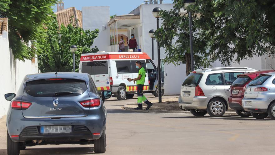 Once residentes fallecidos en el geriátrico Casaverde de Pilar de la Horadada desde el 26 de agosto