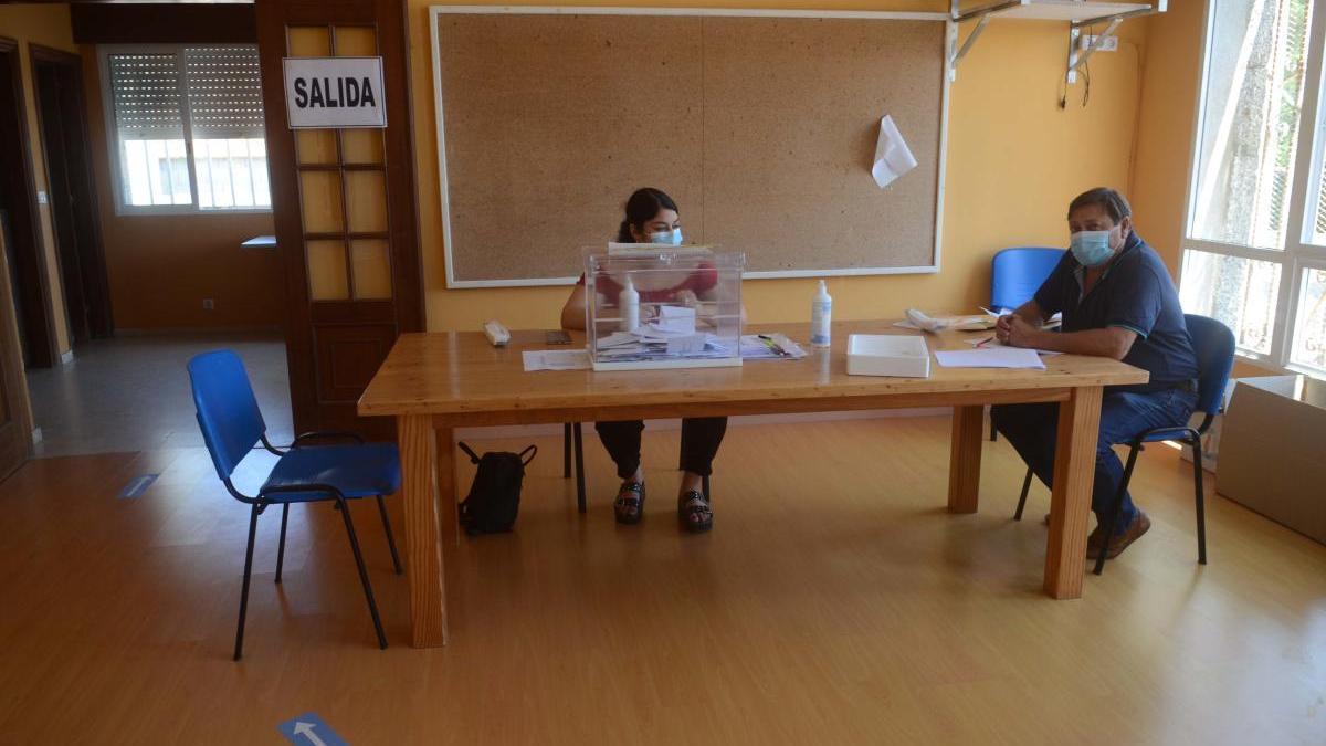 El PP arrasó en las urnas de la villa del albariño