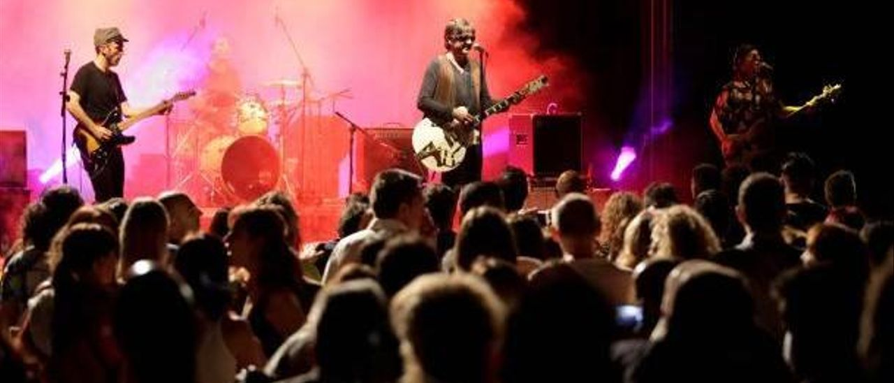 Cerca de 1.600 personas, en el Marquesa Concerts de Gandia