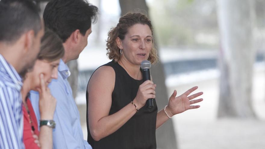 La alcaldesa del Ràfol será diputada provincial por el PP dentro de dos años