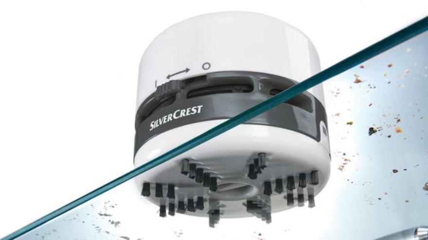 Lidl arrasa en ventas con su nuevo robot de limpieza por 7,99 euros
