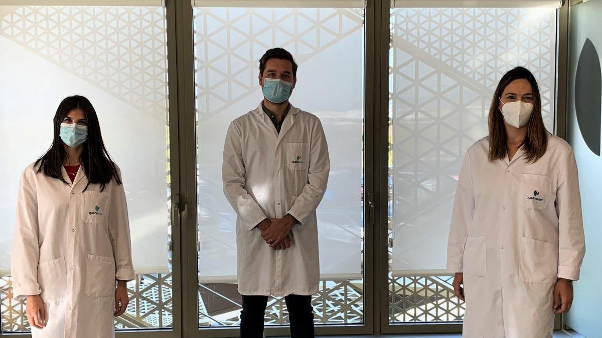 El hospital Quirón habilita una consulta de psicología y neurolopsicología para afectados con covid