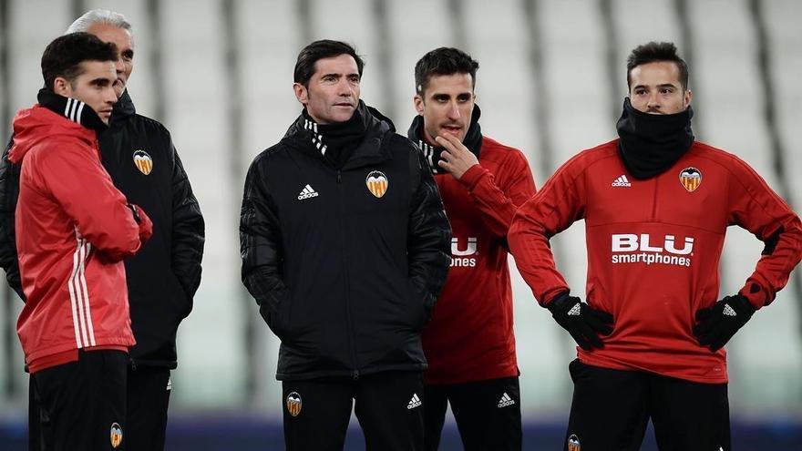 El Valencia, obligado a ganar ante la Juventus para sobrevivir