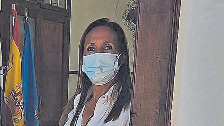 """Mª del Carmen Rosario """"No me quejo de otras instituciones, pero cuando tuve que chillar lo hice"""""""