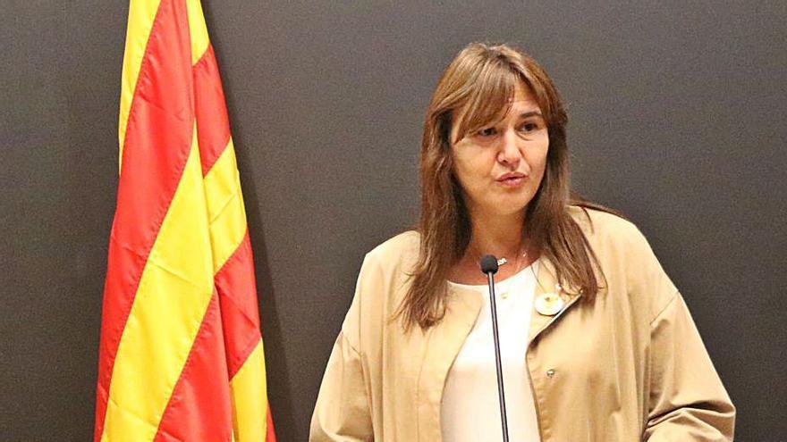 Crítiques al Govern català en l'entrega de la Medalla d'Honor
