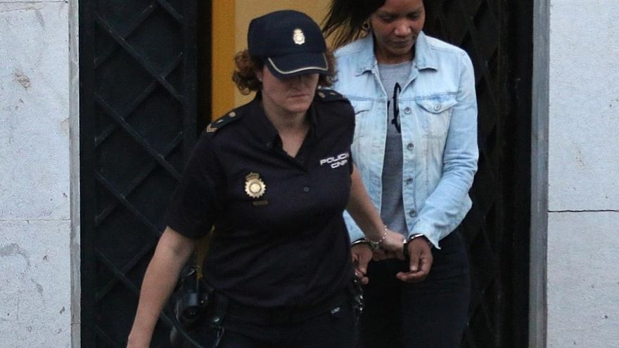Ana Julia Quezada, trasladada a la prisión de Brieva