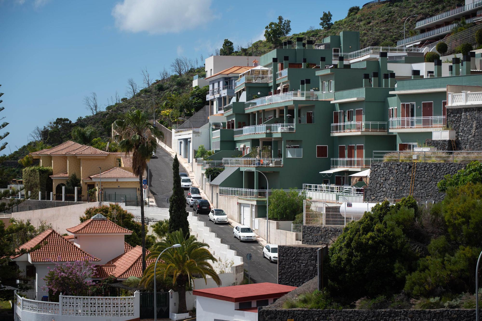 Barrios de Santa Cruz con más y menos mortalidad