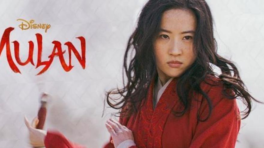 Disney reactivarà les seves estrenes a Espanya el 24 de juliol amb «Mulán»