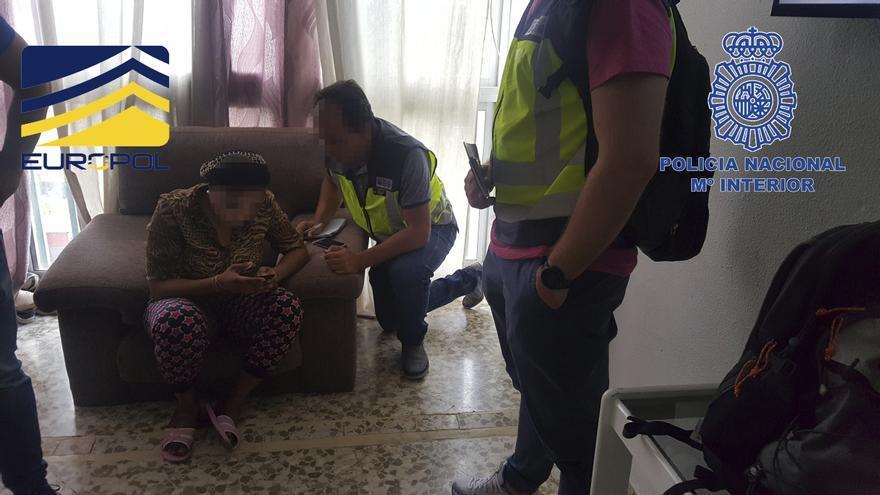 Desarticulada una organización criminal que favorecía la explotación ilegal a inmigrantes en Zamora