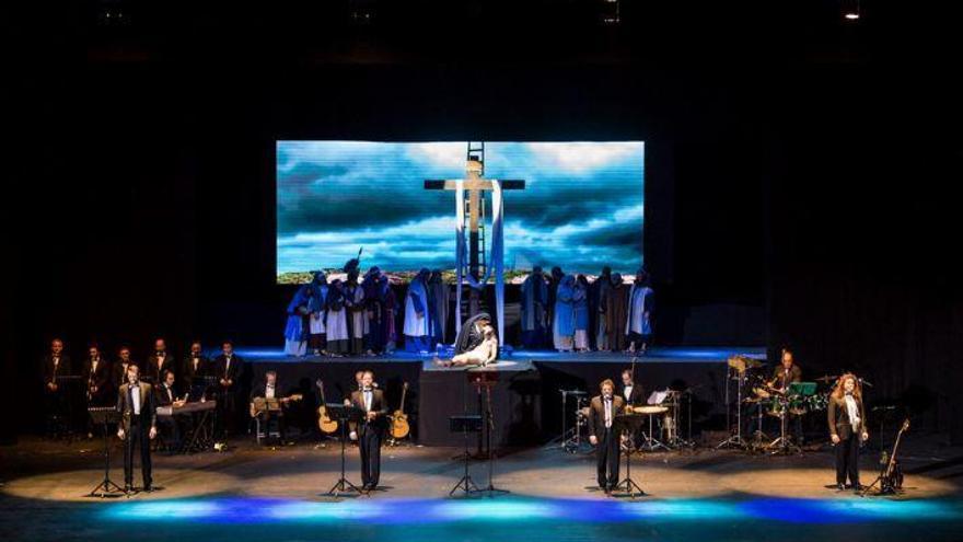 'Cristo. Pasión y Esperanza', de Pascual González, llega a Alhaurín de la Torre