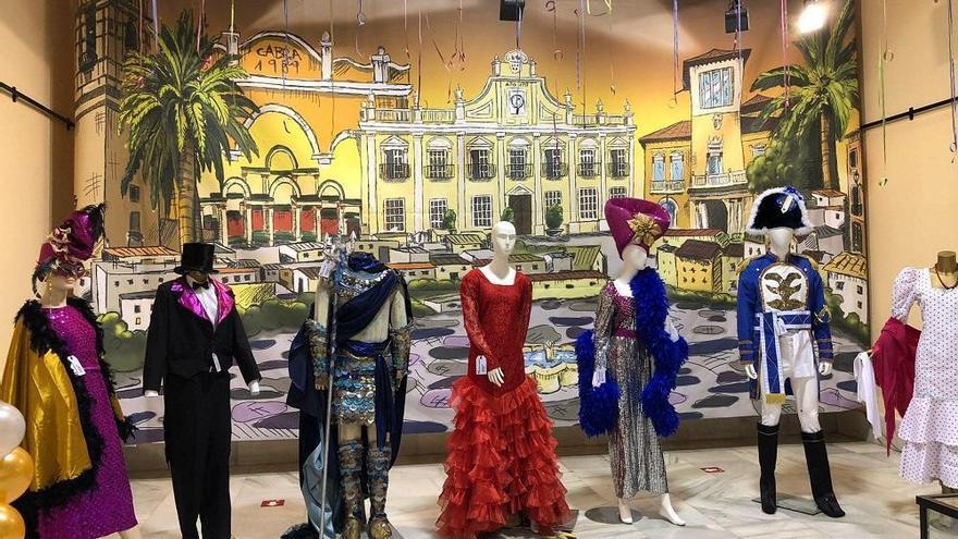Una exposición recorre la historia del Carnaval de Cabra