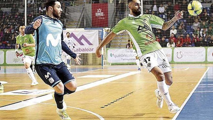 El Palma Futsal jugará en Málaga el play-off por el título