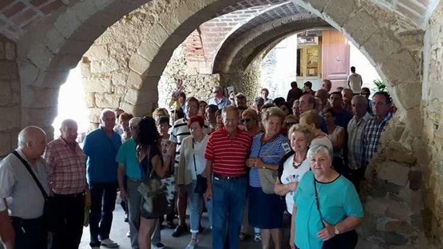 """""""Los Más Grandes"""" de Ribadesella, de viaje por la Costa Brava y Francia hasta el miércoles"""