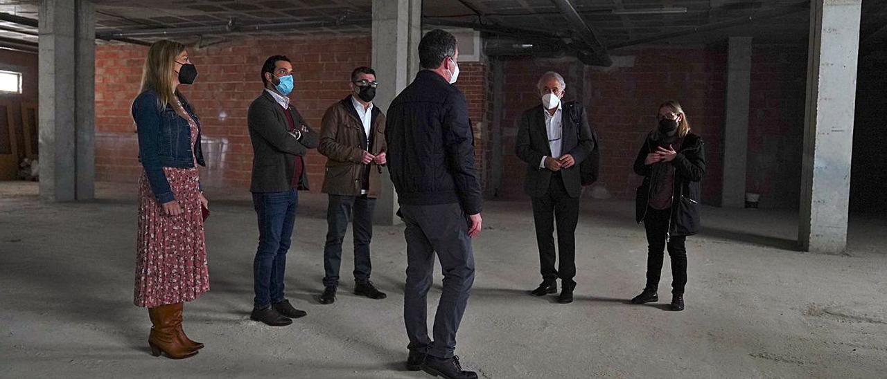 Paterna cede un local para la futura oficina del Labora  | A.P.