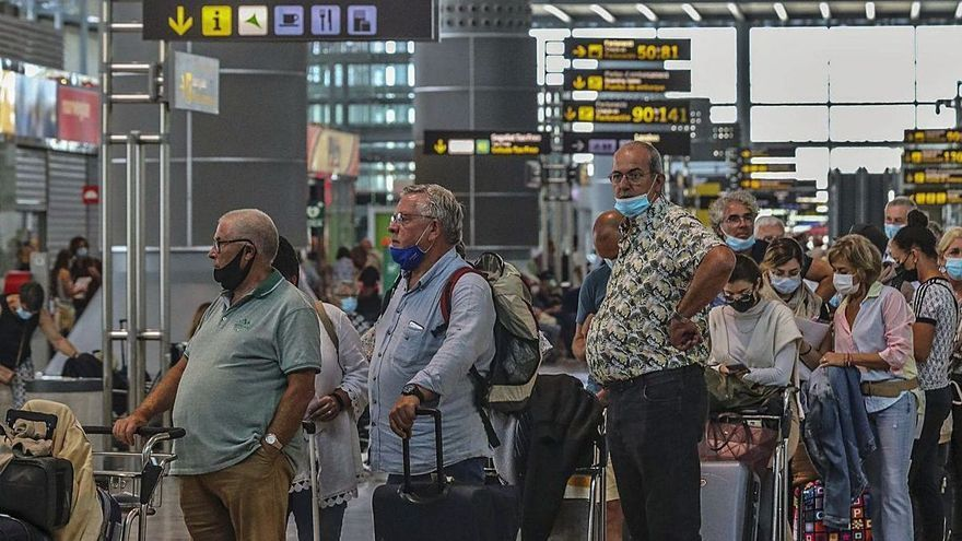 El aeropuerto no volverá a alcanzar hasta 2026 los 15 millones de pasajeros anteriores al covid