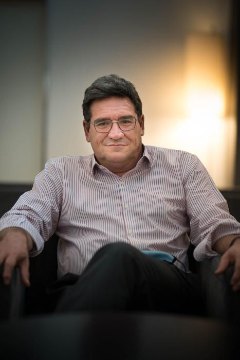 """José Luis Escrivá: """"La sociedad tiene toda la razón: falta coordinación en la crisis migratoria"""""""