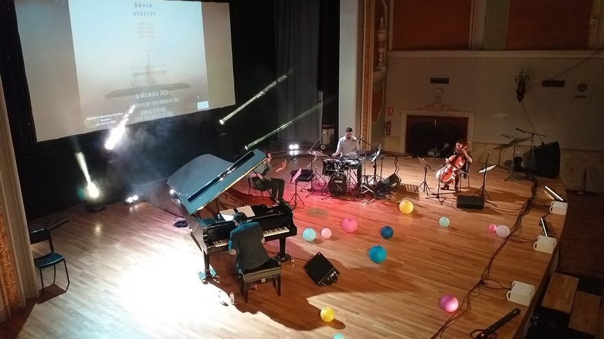 Llíria cierra con 600 asistentes la sexta edición de Desenjazz en la Unió Musical