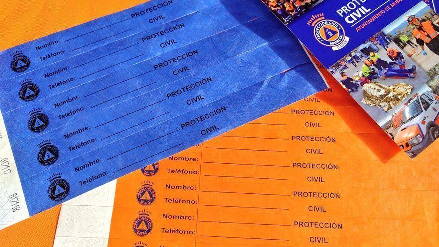 Darán pulseras para identificar a los niños que vayan al Entierro de la Sardina