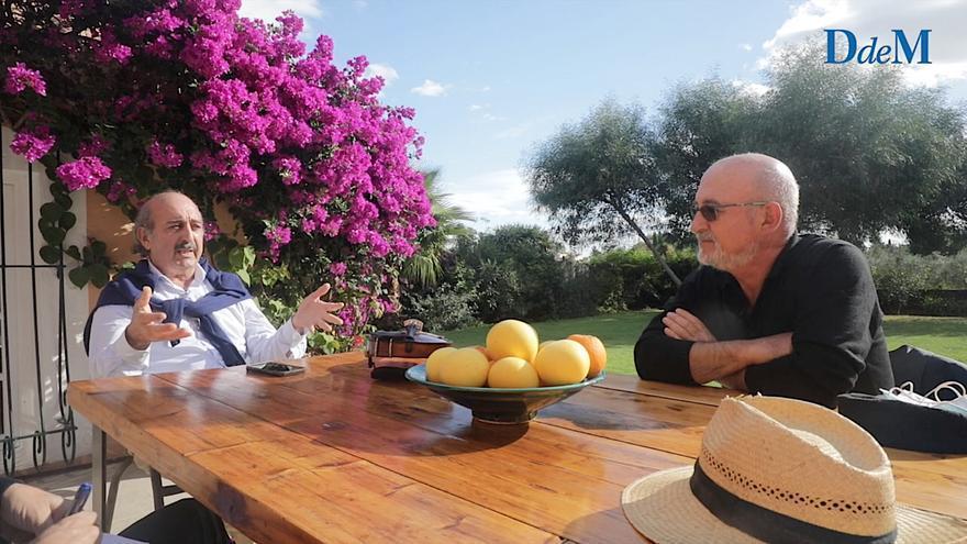 José Eugenio Sanz: «Lennon fue muy amable cuando toqué para él»