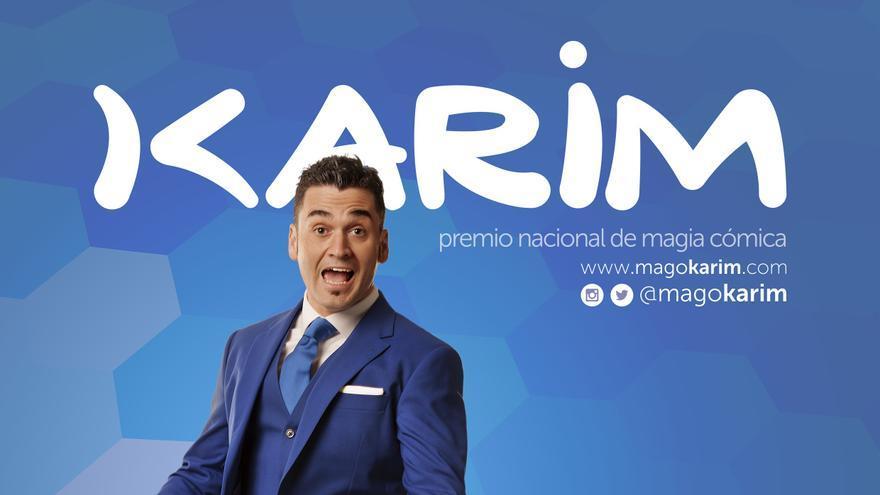 Karim, mago por un día