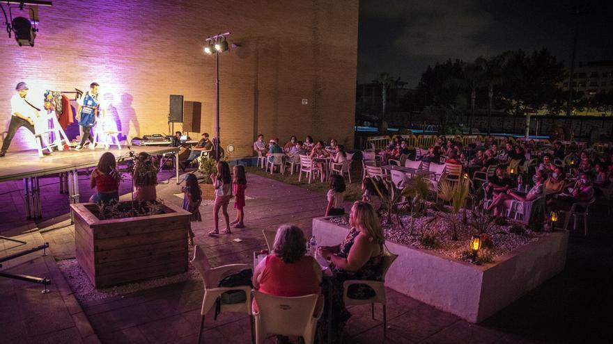 Aldaia estrena el festival 'Nits a la Lúdica'