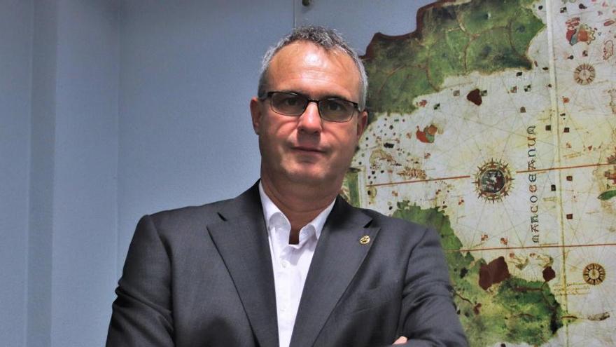El Colegio de Ingenieros de Montes reelige como decano al valenciano Eduardo Rojas