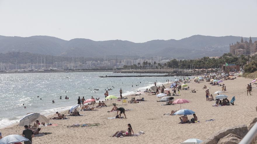 Subida de temperaturas en Mallorca