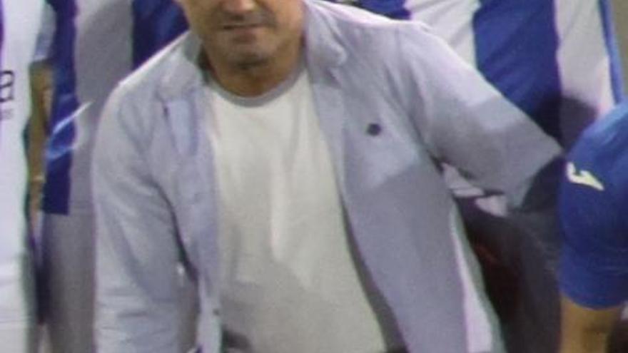 Fallece Leo López, exfutbolista y ayudante de Emery en el Lorca