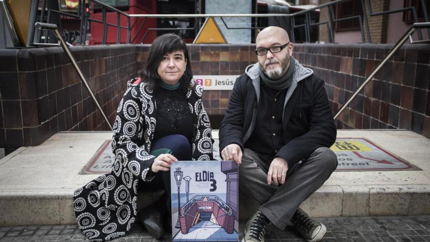 La novela gráfica sobre el accidente del metro de València, Premio Nacional del Cómic