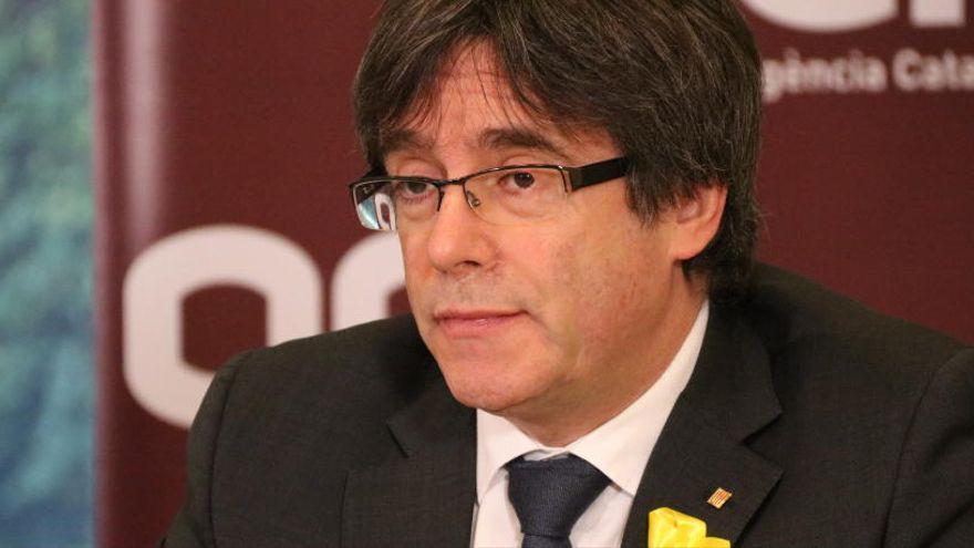 Puigdemont demana «restaurar» el «respecte, la confiança i la lleialtat» entre JxCat i ERC amb el nou Govern
