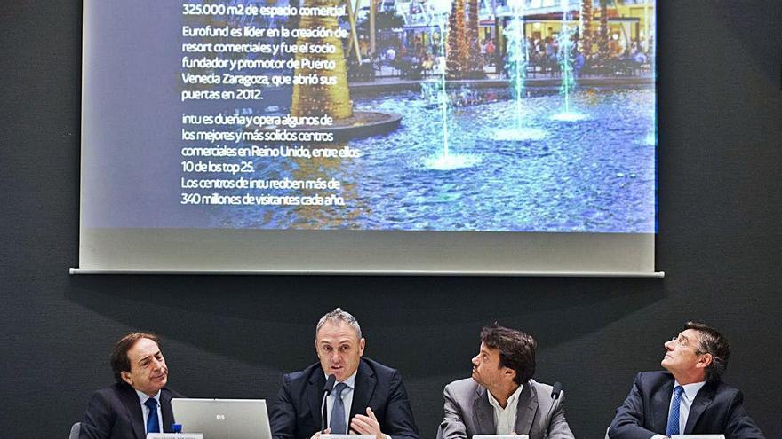 El promotor español de Puerto Mediterráneo ya prepara su futuro sin el socio británico Intu