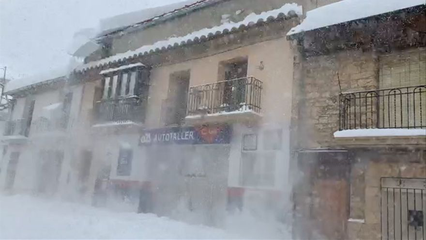 La 'nevera' de la Comunitat Valenciana se encuentra en el interior de Castellón