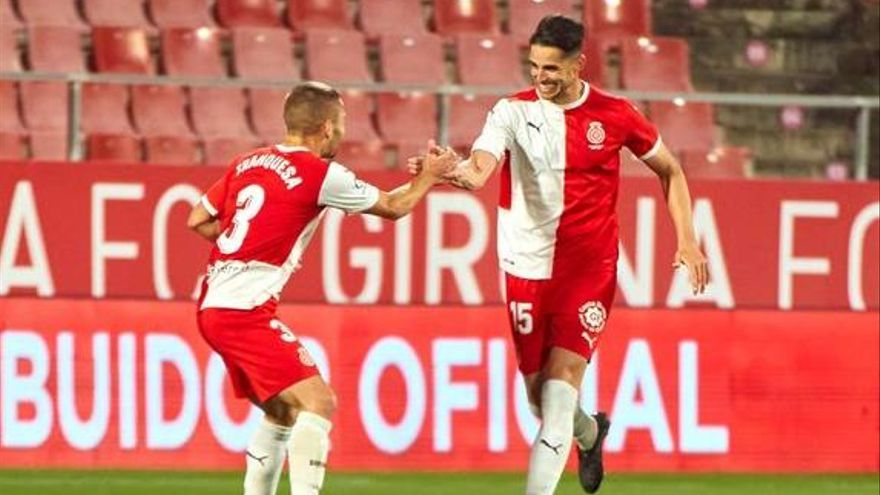 Todos los goles de la jornada 39 de Segunda: Juanpe impulsa al Girona hacia el 'playoff'