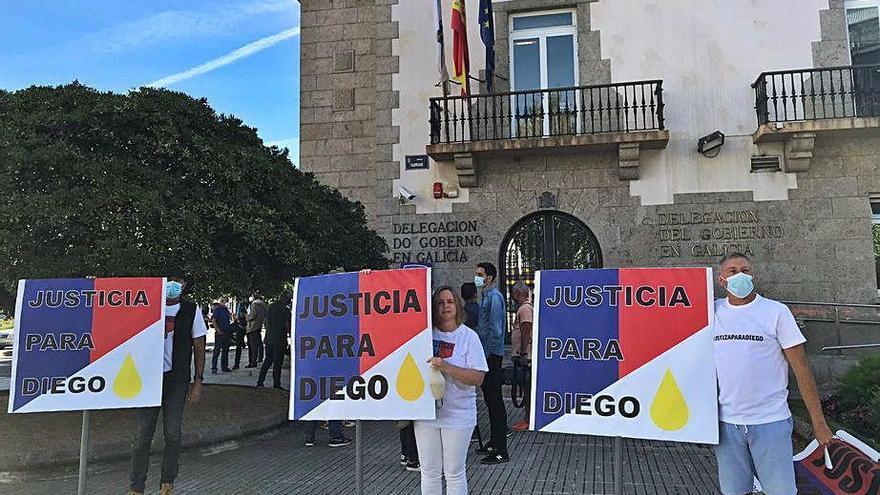 La plataforma Xustiza para Diego insta al Gobierno a pedir explicaciones a Filipinas