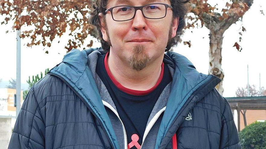 L'exalcalde de la CUP durant 8 anys a Navàs, Jaume Casals, plega de regidor