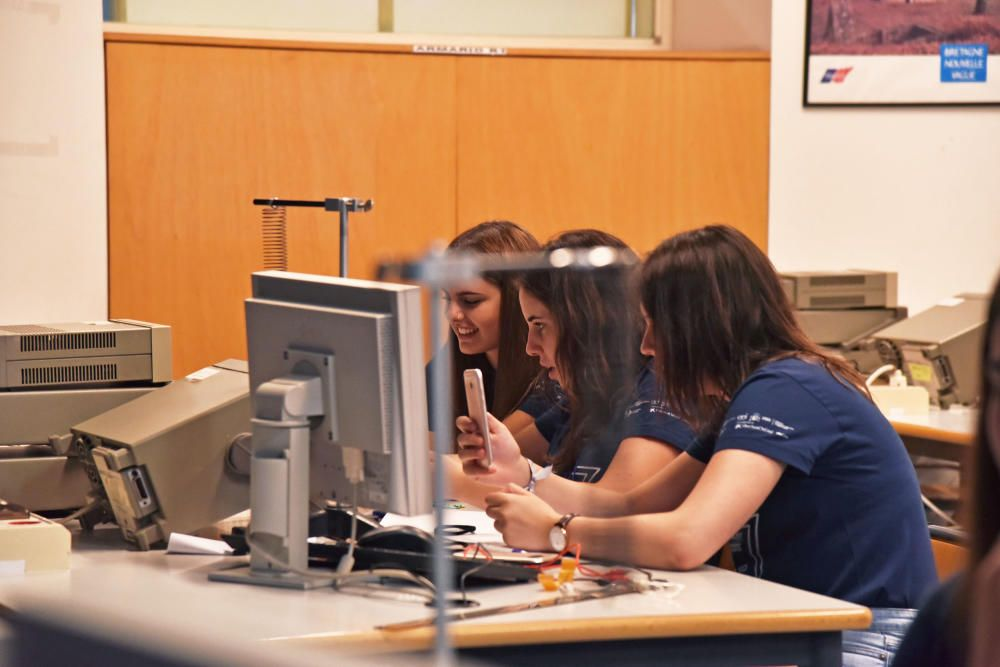 Campus científico de verano