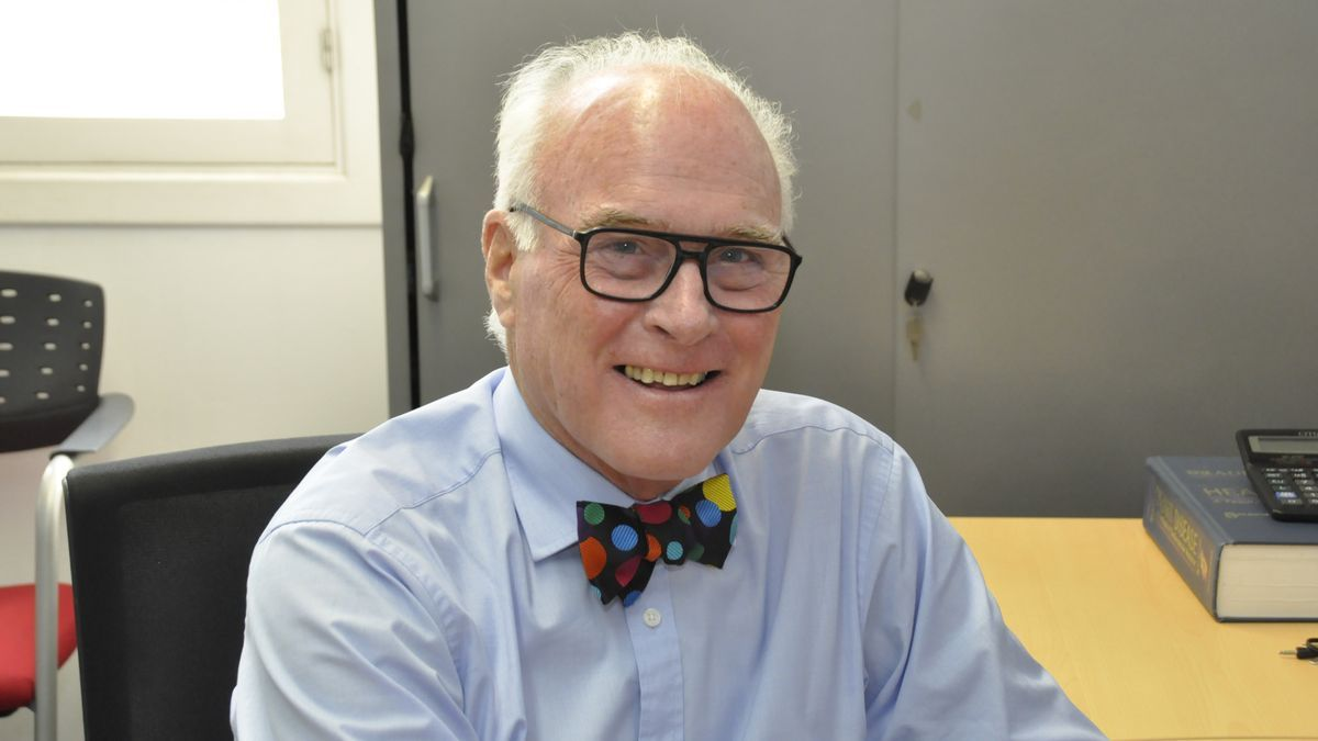 El doctor William McKenna.