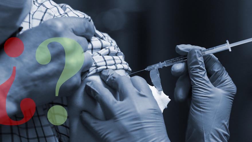 Récord de vacunas anticovid en la región: unas 80.000 la semana pasada