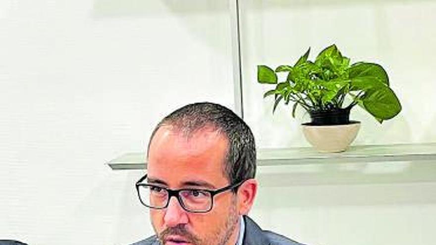 """Javier Martínez Gilabert: """"La digitalización es una herramienta fundamental para el desarrollo de la sociedad"""""""
