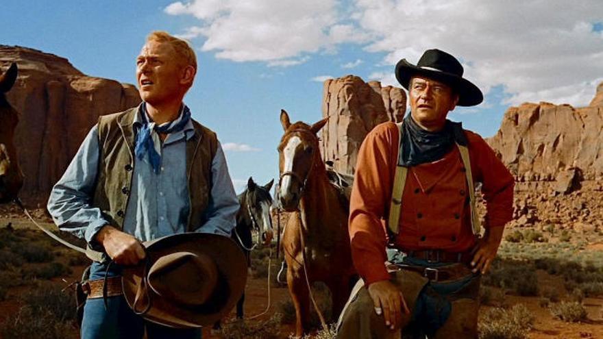 Filmoteca Canaria proyecta 'Centauros del desierto'