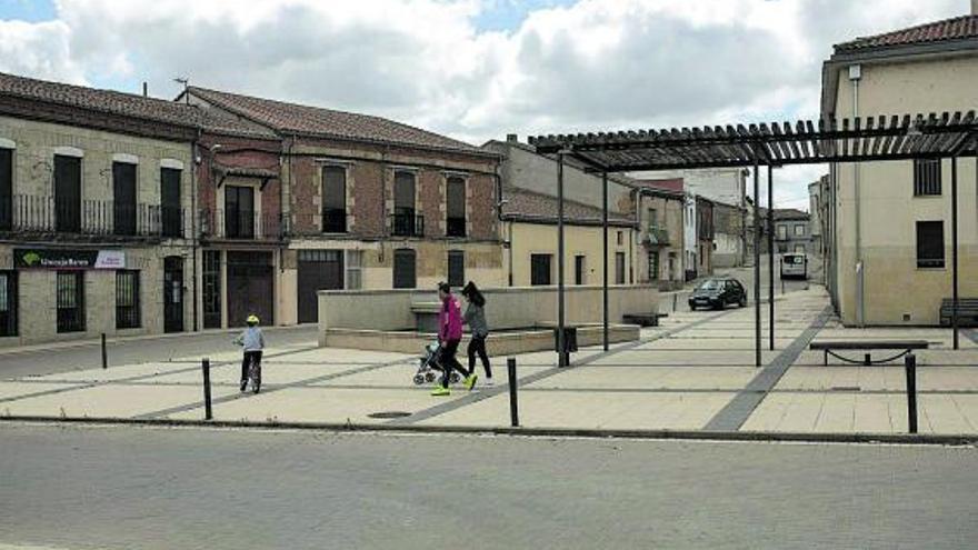 Corrales destina casi 800.000 euros a pavimentar calles