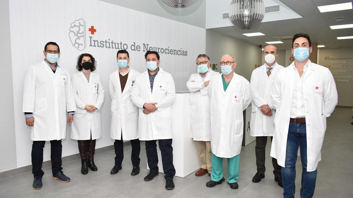 El hospital Cruz Roja de Córdoba abrirá próximamente el Instituto de Neurociencias