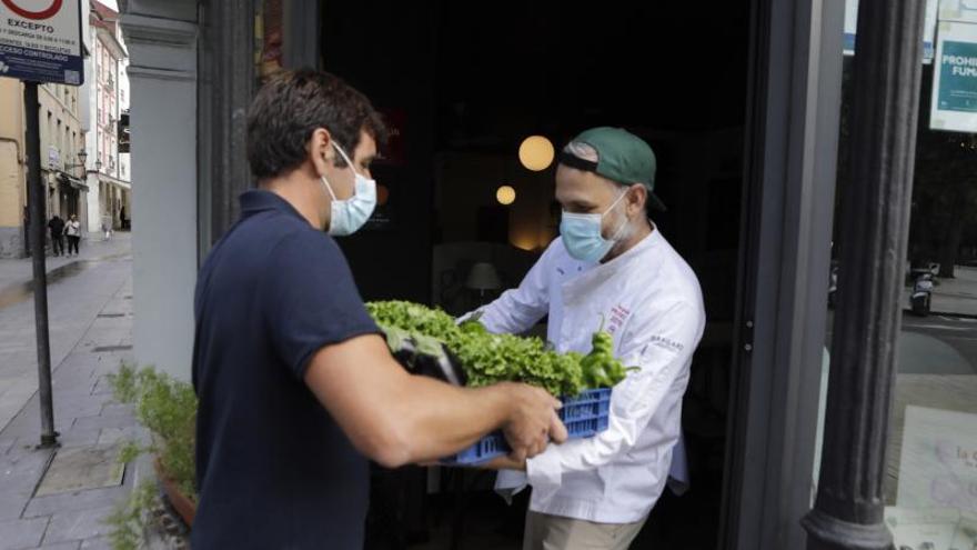 Fogones Kilómetro Cero: Verduras de temporada para los fogones de Ca´Suso